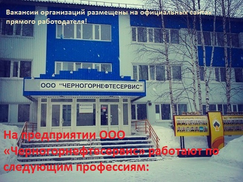 Черногорнефтесервис