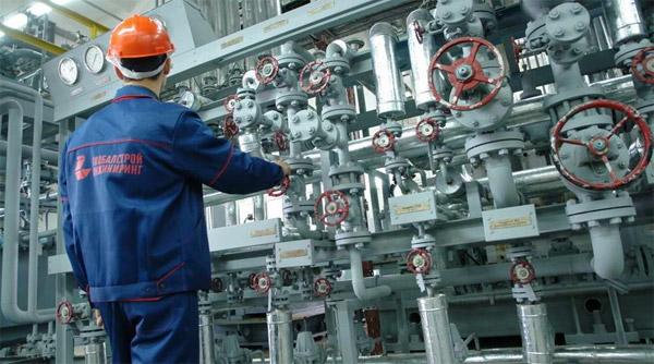 ГСИ Север-Нефтегазстрой вакансии