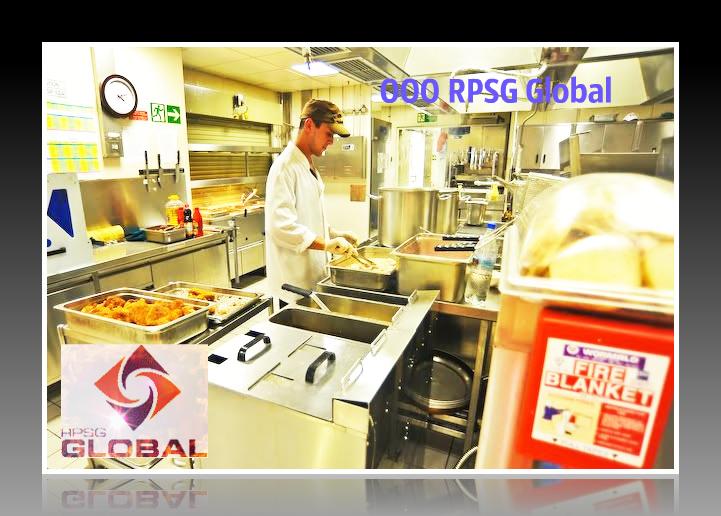 ООО Ремоут Проджект Сервисиз Групп Глобал вакансия повар
