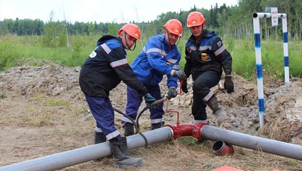 Транснефть - Центральная Сибирь вакансии.