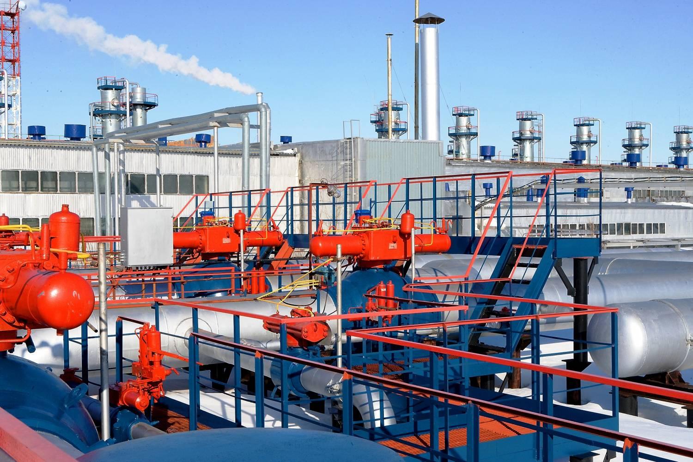 Управление по внутрипромысловому сбору и использованию нефтяного газа вакансии