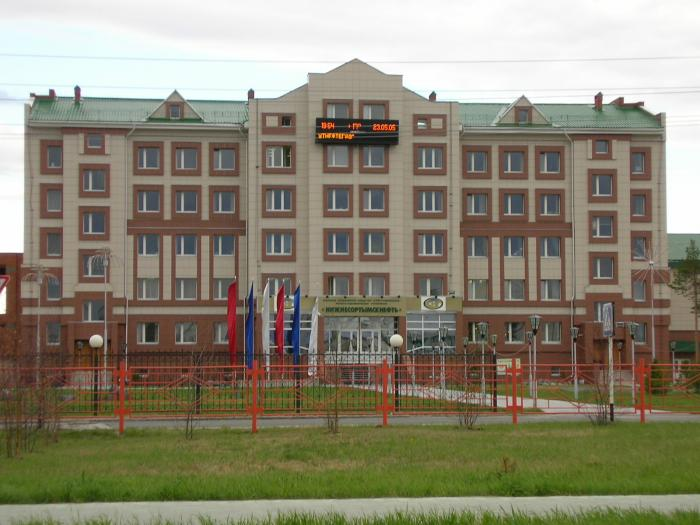 отдел кадров НГДУ Нижнесортымскнефть