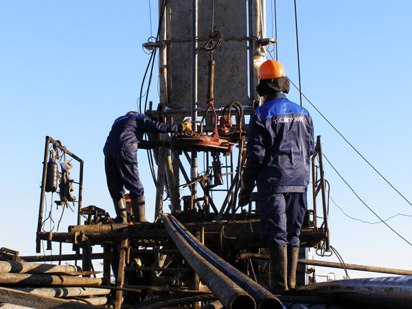 Таркосалинская нефтегазоразведочная экспедиция по испытанию скважин