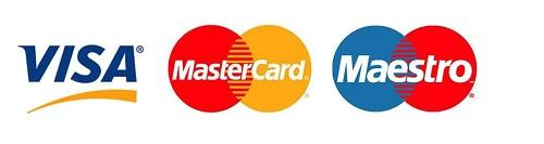 VISA или MasterCard маэстро
